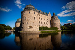 Orebro fortress royalty free stock photos