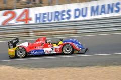 Oreca-Auto für Le Mans 2010 Stockfotografie