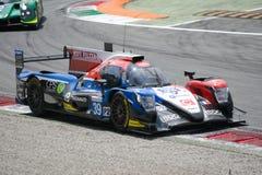 Oreca Le Mans sportprototyp Royaltyfria Foton
