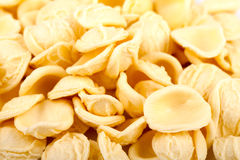 Orecchiette Pasta Stock Photography