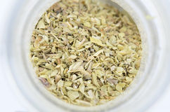Oregano flake Royalty Free Stock Photo