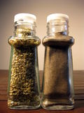 Oregano and pepper 2 Royalty Free Stock Image