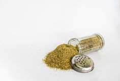 Oregano. Spices traditionally has many benefits Royalty Free Stock Images