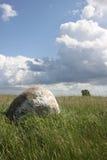 oregelbunden stenblock Royaltyfri Bild