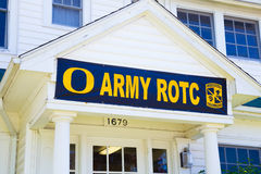 Oregon Army ROTC Program Stock Photo