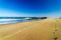 Oregon Beach Royalty Free Stock Photography
