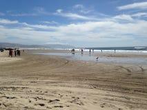Oregon Beach. Sandy beach in Pacific City, Oregon stock photos
