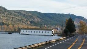 Oregon Bridge House royalty free stock photo