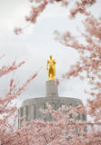 Oregon Capital Royalty Free Stock Photography