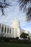 Oregon Capitol Building Vertical Government Ground Royalty Free Stock Images