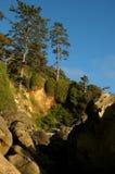 Oregon cliffs Stock Image