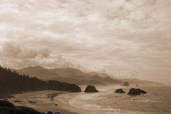 Oregon Coast Royalty Free Stock Photos