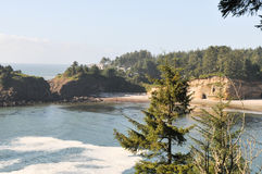 Oregon Coast Royalty Free Stock Photography