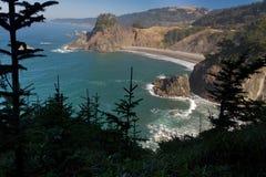 Oregon coast near Arch Rock Stock Photo