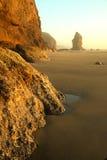 Oregon coast portraits Stock Image