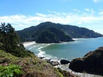 Oregon Coastjpg Stock Afbeeldingen
