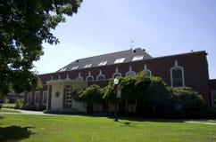 Oregon college campus Stock Image