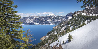Oregon, de V Royalty-vrije Stock Afbeelding