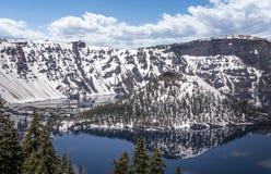 Oregon, de V Stock Afbeelding
