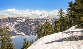 Oregon, de V Stock Foto's