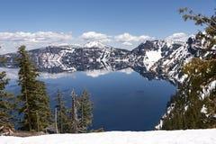 Oregon, de V Royalty-vrije Stock Afbeeldingen