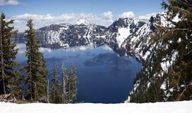 Oregon, de V Royalty-vrije Stock Foto's