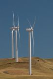 Oregon Desert Windmills Royalty Free Stock Image