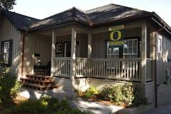 Oregon Ducks, Monterey, California Stock Photography