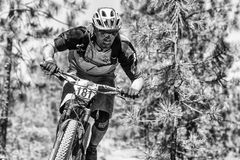 Oregon Enduro #2 - Bend - Kirt Voreis Royalty Free Stock Image