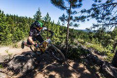 Oregon Enduro #2 - Bend Stock Images