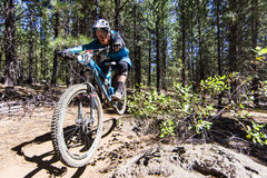Oregon Enduro #2 - Bend Royalty Free Stock Photo