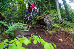 2013 Oregon Enduro - Scott Papola Stock Afbeeldingen