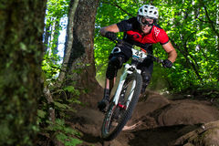 Oregon Enduro Series - Brian Lopes Stock Images