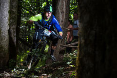 Oregon Enduro Series - Joe Lawwill Royalty Free Stock Photo