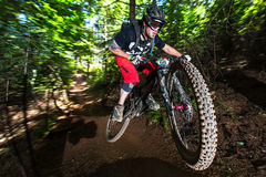 Oregon Enduro Series - Shane McKenzie Stock Images