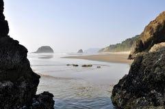 Oregon-Küste lizenzfreie stockbilder