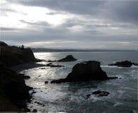 Oregon-Küste stockfotos