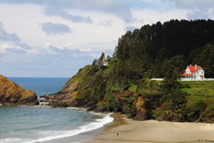 Oregon-Küste Lizenzfreies Stockfoto