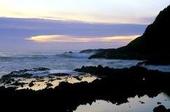 Oregon-Küste Lizenzfreie Stockfotografie