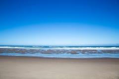 Oregon-Küsten-Strand lizenzfreie stockfotografie
