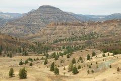 Oregon krajobraz Fotografia Stock