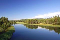 Oregon-Land Lizenzfreie Stockfotos