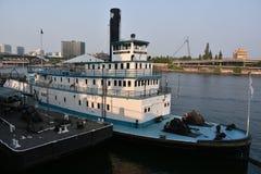 Oregon maritimt museum i Portland royaltyfri foto