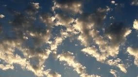 Oregon moln Arkivfoto