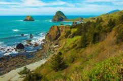 Oregon Pacific Coast Royalty Free Stock Photos
