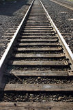 oregon portland järnvägspår Royaltyfri Bild
