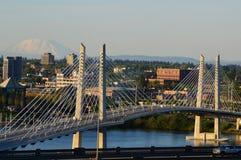 Free Oregon Portland Tilikum Bridge Stock Photos - 74628163