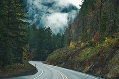 Free Oregon Roads 2 Royalty Free Stock Images - 171033889