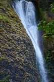 Oregon's Horsetail Falls Stock Photo