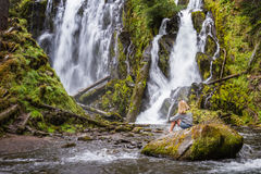 Oregon's natural beauty Stock Photo